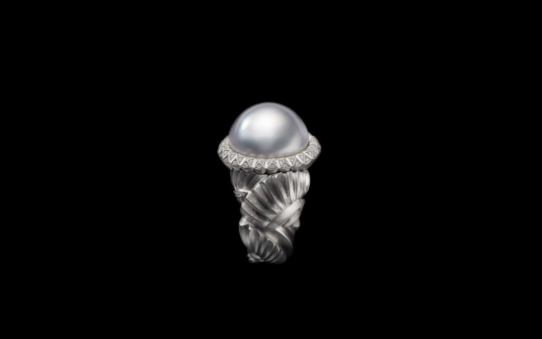 Perlen Ring