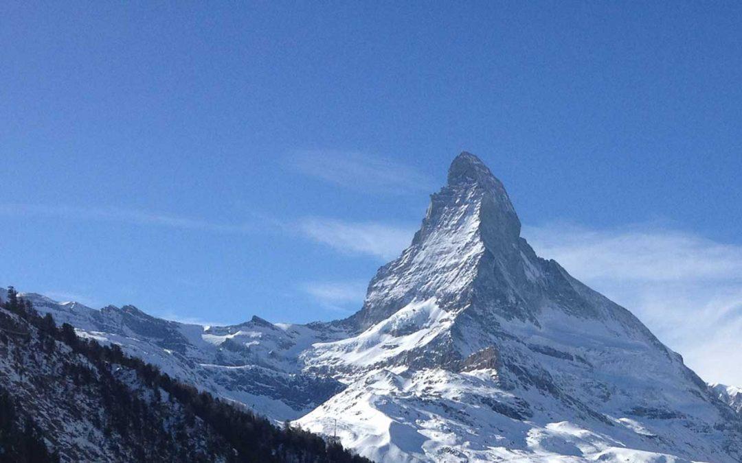 Austellung im Coeur des Alpes Zermatt