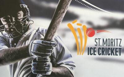 sueños in St.Moritz Ice-Cricket