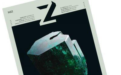 Mondstein Ohrstecker im Z Magazin der NZZ