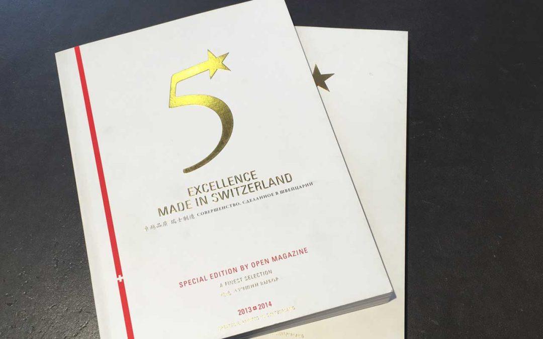Exklusive im Five Star Magazin von Openbook